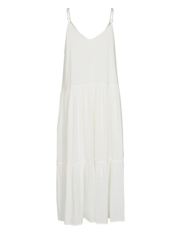 Numph Cathy Dress - Bright White